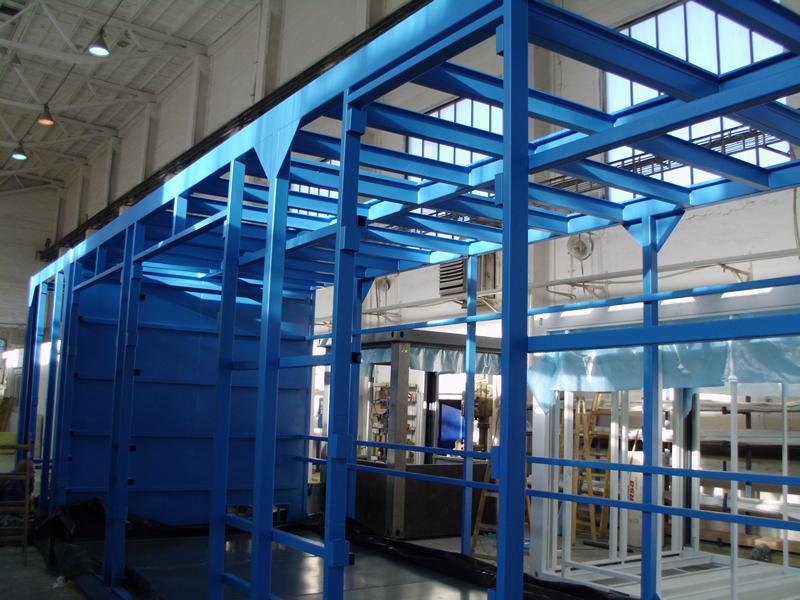 Gemütlich Stahl Rahmenkonstruktion Definition Zeitgenössisch ...