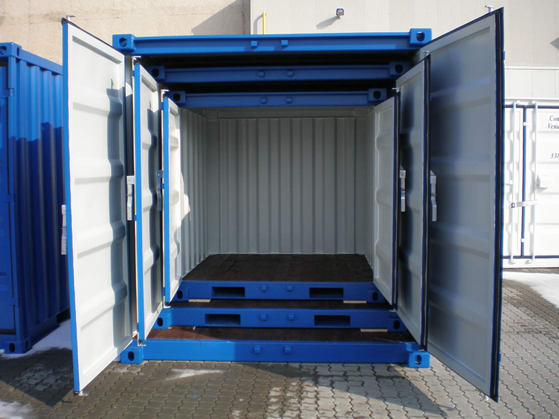 bcs containersystem lagercontainer neu ohne csc zulassung. Black Bedroom Furniture Sets. Home Design Ideas