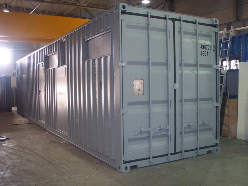 Seecontainer Umbauen bcs containersystem technikseecontainer